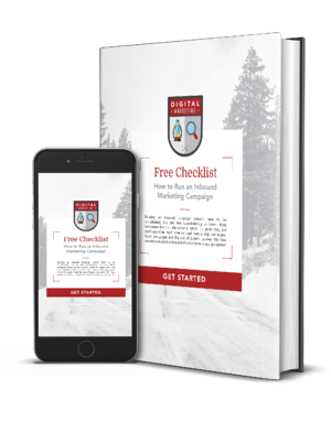 Free Checklist - How to Run an Inbound Marketing Campaign-Cover