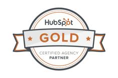 Beacons Point HubSpot Certified Gold Partner Agency Badge